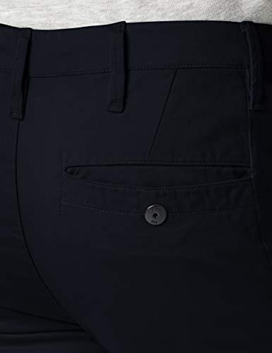 Para Mujer Raw star Blue Azul 4213 G Chino Skinny Bristum mazarine Mid Pantalones q8Wdw5