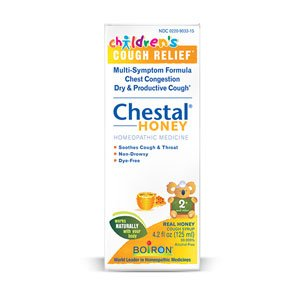 Boiron Childrens Chestal Honey - 6