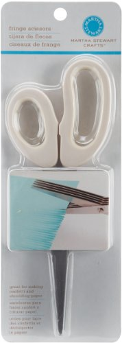 EK Success Martha Stewart Crafts Fringe Scissors