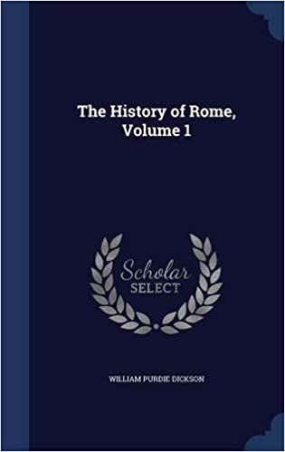 Book The History of Rome, Volume 1