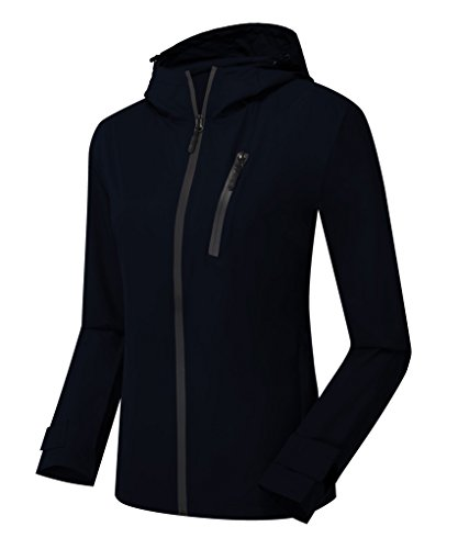 ZSHOW Women's Windcheater Hooded Mountain Jacket Quick Dry and - With Jacket Hood Cycling