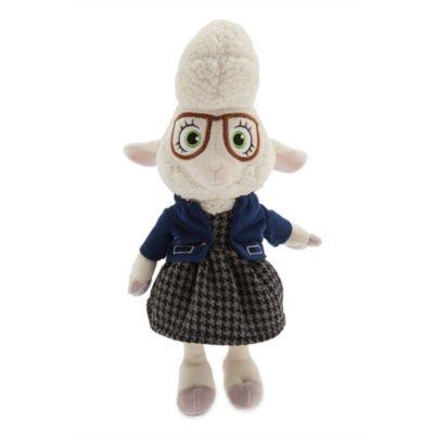 Disney autenticidad Zootropolis Alcalde Auxiliar Bellwether muñeca de juguete de felpa suave: Amazon.es: Juguetes y juegos