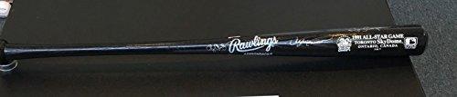 Tony Gwynn Bat - 1991 All Star Game Signed Bat Tony Gwynn Roger Clemens Andre Dawson PSA DNA COA