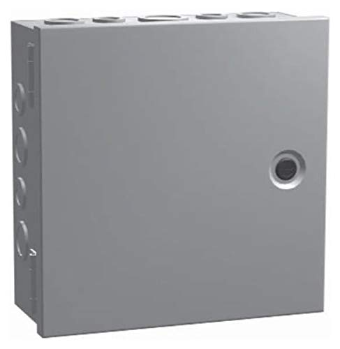 HAMMOND CHKO12126 Type 1 Mild Steel Junction Box