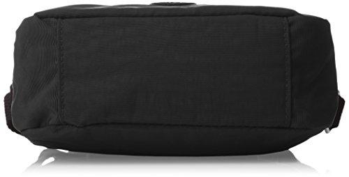 Bolso Negro Kipling Bandolera Mujer para Leike cm x Black T 5x14x9 5 x 19 H B 65qr6