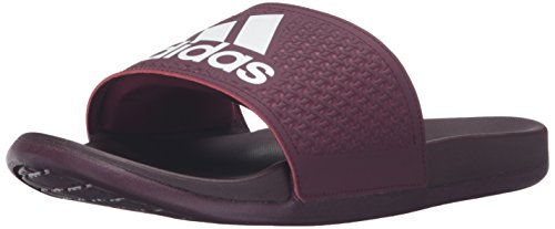 adidas-performance-mens-adilette-cf-c-athletic-sandal-maroon-white-light-maroon-10-m-us