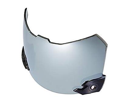 dba06d79 Green Gridiron SHOC Visor 2.0 Lightning Chrome Mirror for Football Helmets