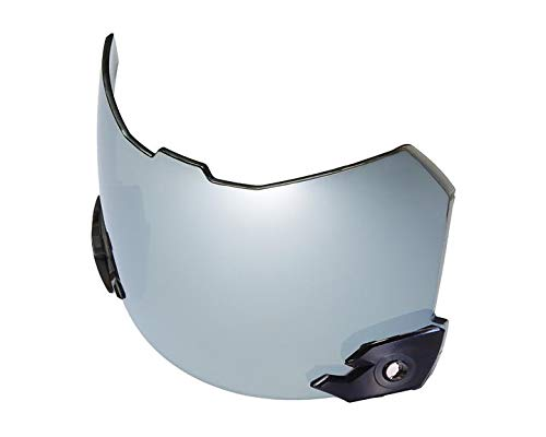 Green Gridiron SHOC Visor 2.0 Lightning Clear for Football Helmets
