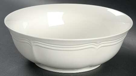 Mikasa French Countryside Coupe Cereal Bowl, Fine China Dinnerware