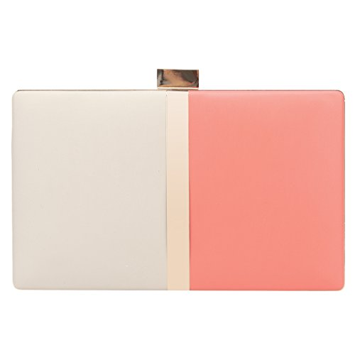 Orange Flower And Purses For Wedding Leaves Evening Clutch Party Women Bonjanvye Clutches PgSqq