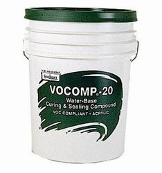 WR Meadows Vocomp-20 Water System Curing and Sealing Compound 5 Gal. Pail 3420005