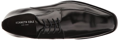 Kenneth Cole New York Heren Extra Ticket Oxford Zwart