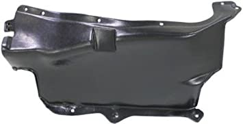 CPP Passenger Side Engine Splash Shield Guard for Nissan Murano