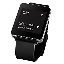 Genuine Lg G Smart Watch for Titanium Black/white Gold Powered By Android Wear