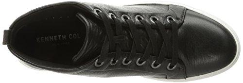 Kenneth Cole New York Kvinna Kaleb Mode Sneaker Svart