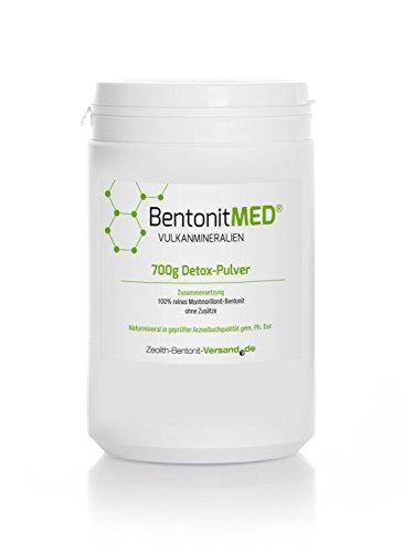 Price comparison product image Bentonite MED® detox powder 700g for 70 days