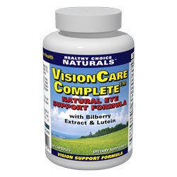 Vision Care Eye Supplement – Supports Great Vision and Eye Health – 60 Capsules Review