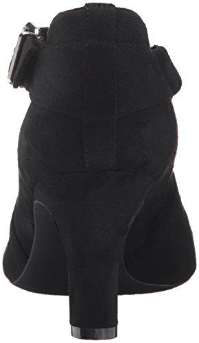 Delle Cinghia Donne Sharna Croce Nera Pompa Morbido Rockport Vestito Microsuede aqpXAxnw5