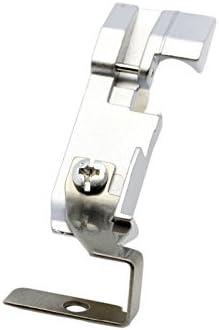 Alfa Prensatelas para alforzas accesorio para m/áquina de coser acero inoxidable