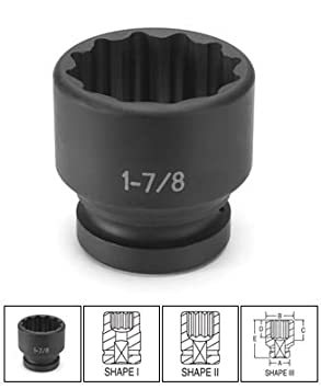 Grey Pneumatic 4272D Socket