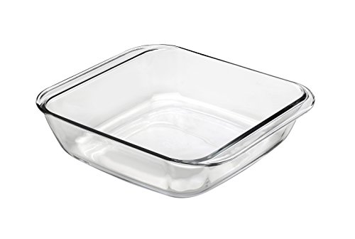 Duralex Made In France OvenChef Square Baking Dish, 10.625 x 10.625 by Duralex