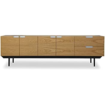 mid century modern credenza for sale in houston structure sideboard natural ash dallas craigslist