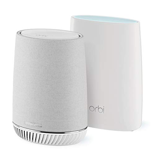 NETGEAR Orbi Voice Whole Home Mesh WiFi System - fastest WiFi router...