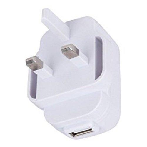 Carga rápida 2 Amp 3 pines cargador de pared USB/cargador de ...