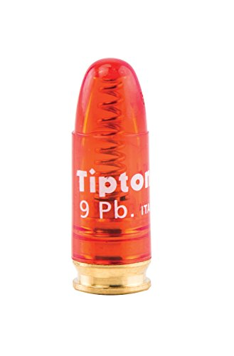 Tipton Snap Cap Pistol 9 mm Luger, 5 pack