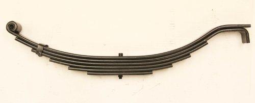 Libra Trailer Leaf Spring-6 Leaf Slipper 4000lbs Capacity 8000 Lbs Axle - ()