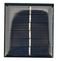 Small Solar Panel Battery Charger - 5