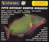 Elvis Costello - Volume Magaine, Volume 17 Fifth Birthday Bumper Bonanza [2 Cds  Book] - Zortam Music