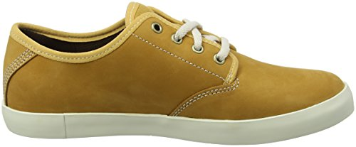 Wheat Oxfords Nubuck Dausette Timberland Women''s Ox Leather pW7HfXxwqz