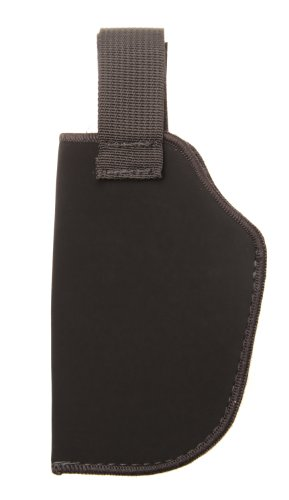BLACKHAWK! Black Inside-the-Pants Holster with Retention Strap, Size 01, Right Hand, (3-4