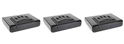 First Alert 5200DF Portable Handgun or Pistol Safe