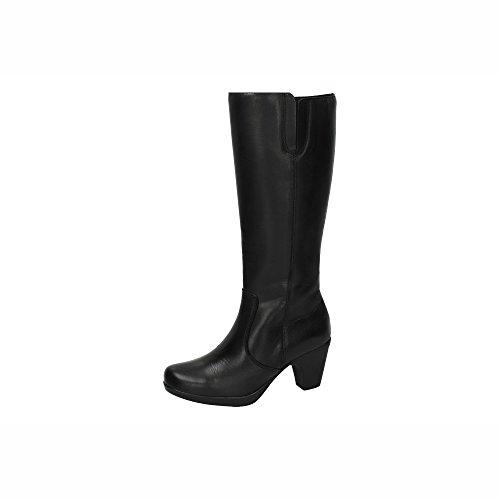 Made In Spain Damen Stiefel Schwarz