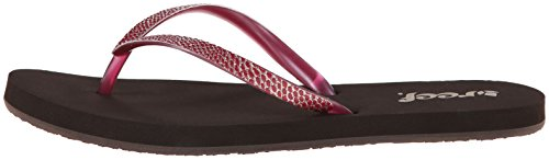 Reef Tongs Femme berry Stargazer Brown Sassy rqHnwPE6rx