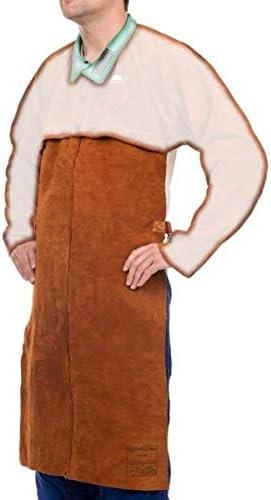 Weldas Schwei/ßersch/ürze Sigma Lava Brown 71x56 cm f/ür Jacke 44-7828 Schwei/ßer Schutzkleidung Schwei/ßersch/ürzen