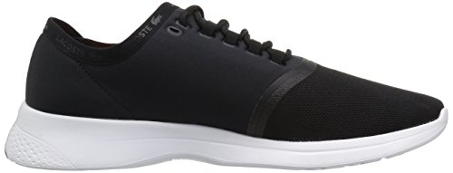 Lacoste Men's Lt Fit Sneakers Black/Dkgry Textile discount extremely cheap sale Inexpensive tumblr 3YyAA94O1