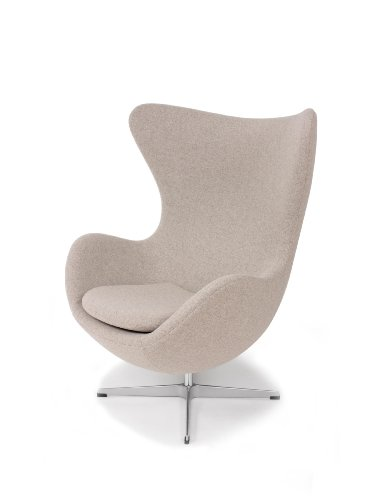 Control Brand The Slattery Lounge Chair, Wheat