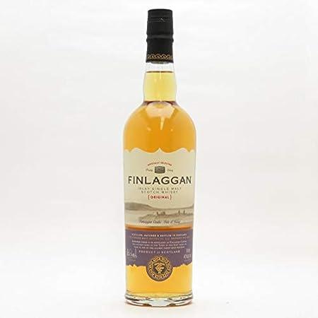 finl aggan Original Islay Single Malt Scotch Whisky (1x 0,7l)