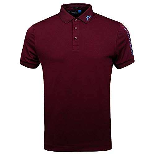 J.Lindeberg Tour Tech Slim TX Jersey 86MG Golf Polo for sale  Delivered anywhere in USA