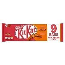 Kit Kat 2 Finger Orange - 8 x 20.8g