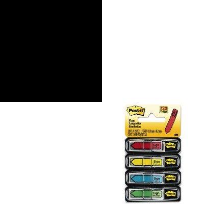 KITMMM684SHSNANPL1124 - Value Kit - Navigator Platinum Paper (SNANPL1124) and Post-it Arrow Message 1/2quot; Flags (MMM684SH)