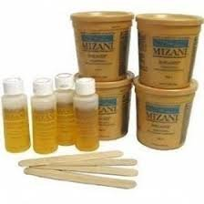 Mizani Butter Blend Sensitive Scalp Relaxer Kit 4 - Mizani Sensitive Scalp
