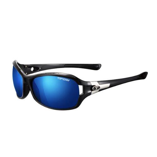 Tifosi womens Dea Sl 0090400277 Single Lens Sunglasses,Gloss Black,64 mm For Sale