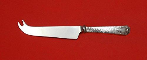 Heraldic by 1847 Rogers Plate Silverplate Cheese Knife w/Pick HHWS Custom Made