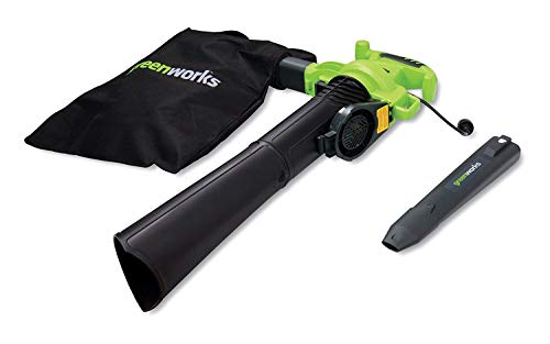 - Alek...Shop Lawn & Garden 235 Mph 12A Leaf Blower Vacuum Handheld Corded Variable Speed W/Leaves Single Bag
