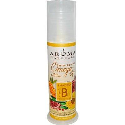 Aroma Naturals Amazing B5 - C and E Vitamin Creme, 3.3 oz (Pack of 2)