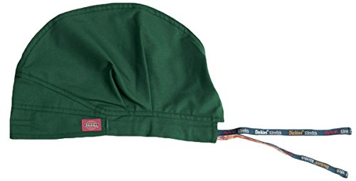 Nursing Scrub Hats (Dickies 83566A Adult's Antimicrobial Scrub Hat Hunter One Size)
